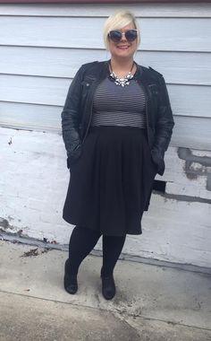 Plus Size LuLaRoe Madison Skirt