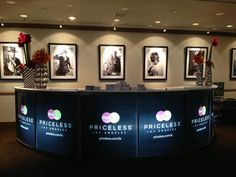 Master event at Paramount Studios.