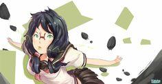kotoha was my favorite character from yozakura no quartet . Kotoha (yozakura quartet hana no uta) Yozakura Quartet, Hana, I Fall In Love, Deviantart, Anime, Character, Female, Top, Cartoon Movies