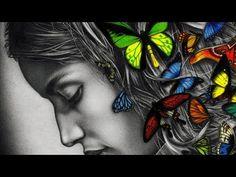 Angels digital art black background hands on face wallpaper луиза хей, худо Ileana D'cruz, Jazz Age, Fantasy Girl, Art Anime, Unique Paintings, Art Paintings, Design Poster, Portraits, Fb Covers