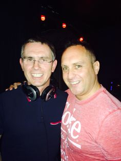 My auld mate & DJ legend Liam Dollard & myself DJing together Sun night always a pleasure & privilege to hear this man spin. House Music, This Man, Looking Back, My Eyes, Spin, Dj, Night, Life