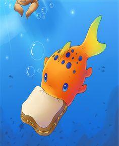 Pudge the Fish