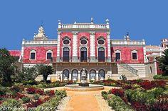 Palácio de Estói - Portugal by Portuguese_eyes, via Flickr