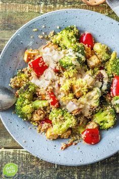 Vegan Recepies, Good Food, Yummy Food, Vegetable Pizza, Meal Prep, Healthy Recipes, Meals, Dinner, Foodies