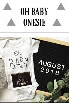 2204556f OH, BABY BODYSUIT - Our best seller and a popular pin on Pinterest - reveal