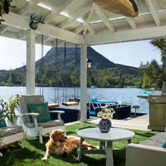 Best Lake House Design Ideas, Pictures, Remodel, and Decor - page 2
