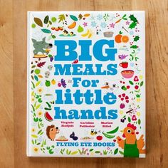 These Adorable Woodland Creatures Will Teach Your Kids to Love Cooking — New Cookbook