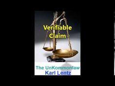 ▶ 035 - Karl Lentz - Verifiable Claim - YouTube
