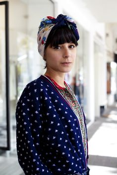 Trois Petites Filles: Turban on. Turban off My Hairstyle, Scarf Hairstyles, Hairband Hairstyle, Cabelo Inspo, Only Cardigan, Winter Typ, Looks Street Style, Models, Look Chic