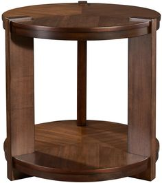 Ryleigh Round End Table by Broyhill Furniture