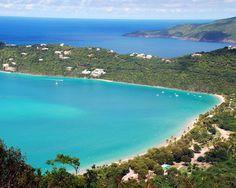 Magens Bay, St Thomas- possible wedding location