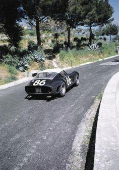 Yep, the most interesting cars in the world 1962 Targa Florio... Ferrari 250 GTO