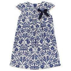 Kite Kids - Kleid blau-weiß, kbA