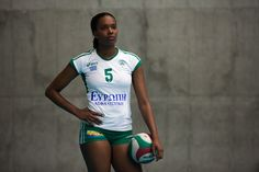 Yurani Romaña. #Voleibol #SeleccionAntioquia #Antioquia #Deportes #Sports