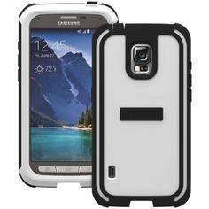 TRIDENT CY-SSGS5A-WT000 Samsung(R) Galaxy S(R) 5 Active(TM) Cyclops(TM) Series Case (White)