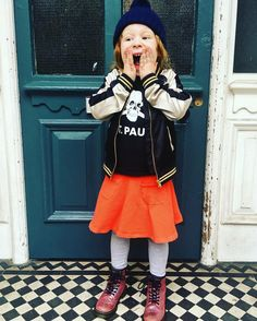 """61 Likes, 5 Comments - liz&max haarala hamilton (@liznmax) on Instagram: """"Ready for the weekend! #weekend #family #familyweekend #stpauli #drmartens"""""""