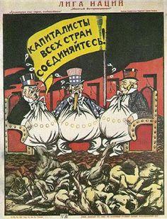 carteles revolucion rusa 1917 - Buscar con Google