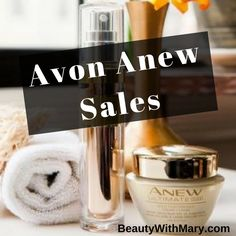 Shop Current Avon Anew Sales for Campaign 19 2017.
