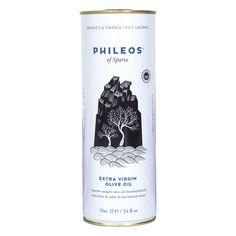 Phileos Olive Oil 1L — Olea of Monemvasia