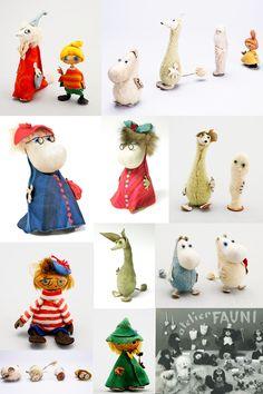 Moomin Mugs, Moomin Valley, Tove Jansson, Vintage Toys, Needle Felting, Kids Playing, Kawaii, Dolls, Christmas Ornaments