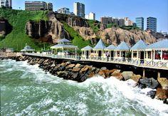 Lima, Peru: Miraflores Skyline | Flickr - Photo Sharing!