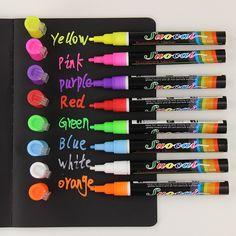 Encontrar Más Subrayadores Información acerca de 1 unids Líquido Chalk…