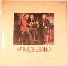 Skorpio - Uj Skorpio - Pepita SLPX 17629 - Hungary, 1980 Lp Cover, Cover Art, Lps, Hungary, Movie Posters, Movies, Vintage, Collection, Film Poster