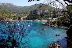 Liapades beach, Corfu Corfu, River, Beach, Outdoor, Outdoors, The Beach, Rivers, Outdoor Games, Outdoor Living