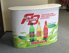 Iso messupöytä FatBurner Hae tarjousta eri kokoisilla pöydille: http://www.liikelahja-toimisto.fi/fi/messupoyta/20575/Messup%C3%B6yt%C3%A4+Iso-STKONVS.html