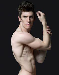 Australian dancer:model Joseph Simons by Brian4