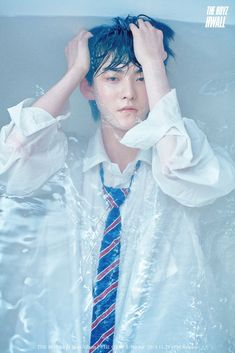 the only: hwall no air concept photo — the boyz