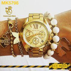 1b82903d5 นาฬิกาข้อมือ Michael Kors รุ่น MK5798 แท้ (พร้อมส่ง) - Dodee Lady Shop