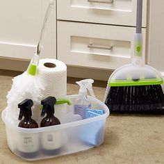 Start your Spring Cleaning early this year! Everything you need to refresh your home is now available in one Cleaning Starter Kit.