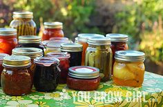 Canning tomatoes: 3 recipes (Green Tomato Chutney, Superior heirloom tomatoes, and old-fashioned ketchup)