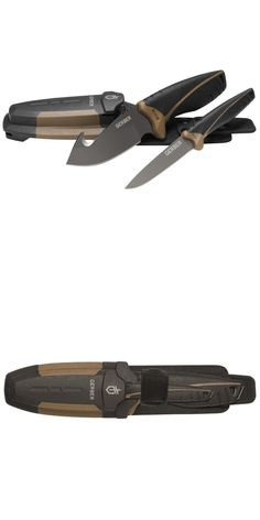 Other Hunting Knives and Tools 7306: Gerber Myth Field Dress Knife Kit 3.75 And 3.25 2 Knife Set -> BUY IT NOW ONLY: $69.99 on eBay!