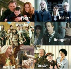Voi in quale famiglia vorreste stare? Harry Potter Ron And Hermione, Harry Potter Jk Rowling, Harry Potter Disney, Harry Potter Drawings, Harry Potter Hermione, Harry Potter Jokes, Harry Potter Fandom, Harry Potter Characters, Harry Potter World