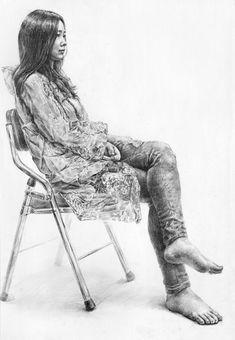 Graphite Drawings, Pencil Art Drawings, Cool Drawings, Drawing Sketches, Human Figure Sketches, Figure Sketching, Figure Drawing, Fine Art Drawing, Body Drawing