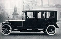 1913 Pullman Limousine by Barker (chassis 2516) for P. Carl Petersen of Copenhagen