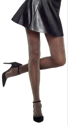 Hue Metallic Tights - See more tights at www.fashion-tights.net ‪#tights #pantyhose #hosiery #nylons #fashion #legs‬ #legwear #advertising #influencer #collants
