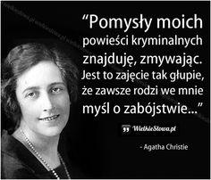 Pomysły moich powieści kryminalnych... #Christie-Agata,  #Książki