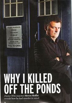 An article by Moffat from this week's Radio Times.