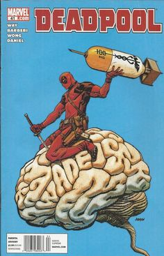 Deadpool comic issue 41