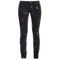 Speckled Skarlett (Slim Fit) - Jeans by Full Volume by EMP