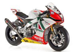 Aprilia RSV4 Biaggi Superbike Replica Aprilia motorbike