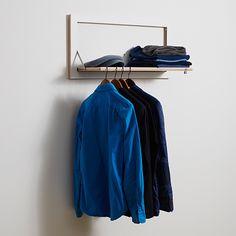 Seil garderobe ordnungsliebende seilt nzer von for Garderobe seil
