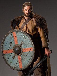 Clive Standen, History Channel, BBC, Actor, Sexy : People.com