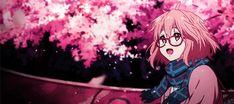 Discover & share this Animated GIF with everyone you know. GIPHY is how you search, share, discover, and create GIFs. Anime Gifs, Sad Anime, Anime Art, Mashiro Shiina, Gifs Lindos, Mirai Kuriyama, Good Anime Series, Mikaela Hyakuya, Random Gif