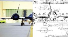 Researchers Ran SR-71's Manually Designed Plans Through A Computer--Made A Startling Find