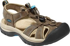 The Women's Venice Sandals by KEEN - From the beach scene to mountain streams, the Venice sport sandal from KEEN adapts to your surroundings!
