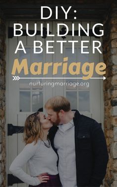 """DIY: Building a Better Marriage Dieter F. Uchtdorf explained it this way: """"Those who save their marriages understand that this pursuit takes time [and] patience.… In other words, it requires charity…All this won't just happen in an instant. Great marriages are built brick by brick, day after day, over a lifetime."""""""